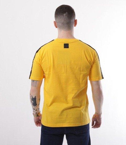 El Polako-EP Belt T-Shirt Żółty