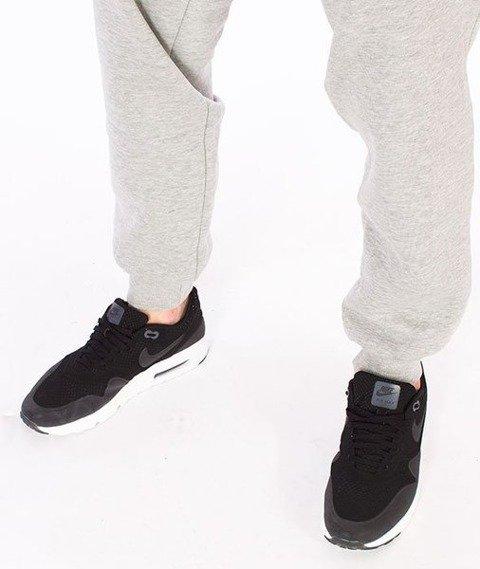 El Polako-EP OX Premium Regular Spodnie Dresowe Szare
