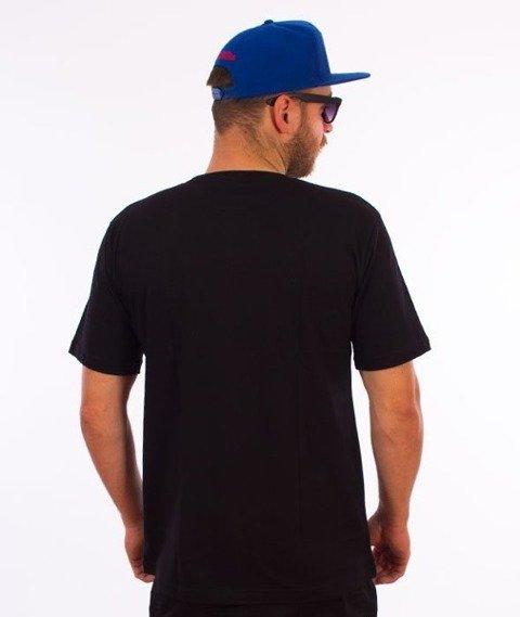 El Polako-EP Paint T-Shirt Czarny