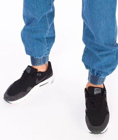 El Polako-EP Ramki Regular Jogger Spodnie Light Blue
