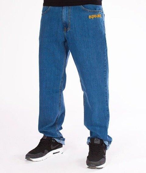 El Polako-EP Regular Jeans Spodnie Light