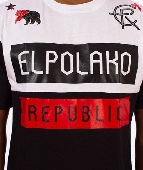 El Polako-EPR T-Shirt Czarny