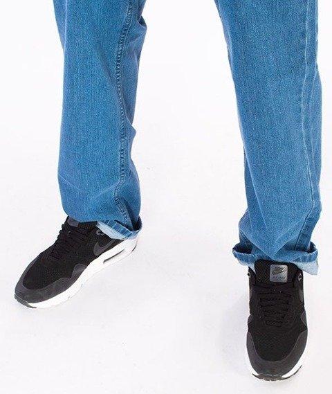 El Polako-Elpo BLM Regular Jeans Spodnie Light Blue