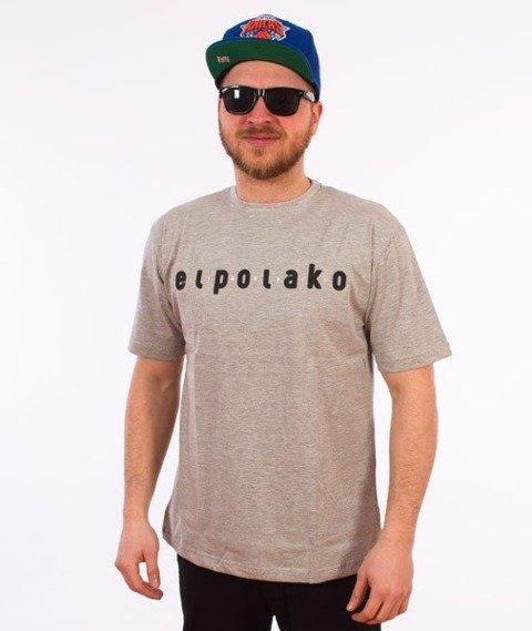 El Polako-Ep Classic T-Shirt Szary