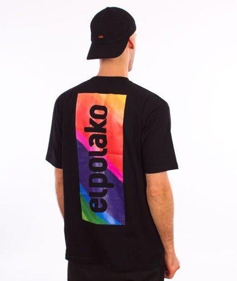 El Polako-Fullcolor T-Shirt Czarny