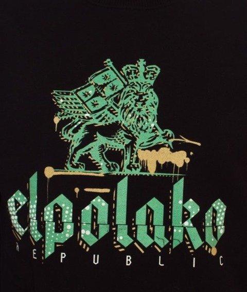 El Polako-Gryf Bluza Czarna