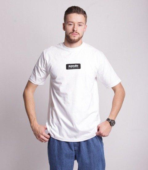 El Polako HAFT LOGO T-Shirt Biały