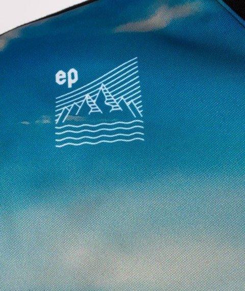 El Polako-Kangurka Góry Bluza Kaptur Czarna