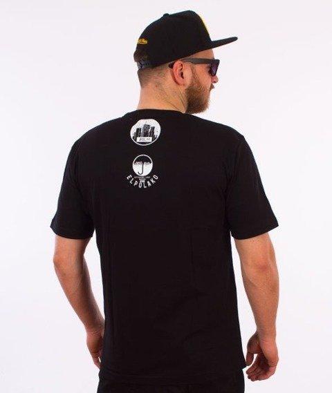 El Polako-Kikuty T-Shirt Czarny