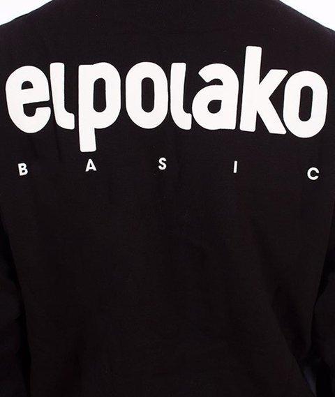 El Polako-Little Classic Crewneck Bluza Czarny