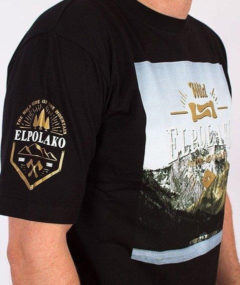 El Polako-Mind T-Shirt Czarny