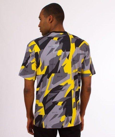 El Polako-Premium Yellow Triangle Moro T-Shirt