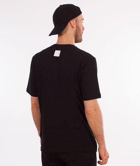 El Polako-Rainbow T-Shirt Czarny