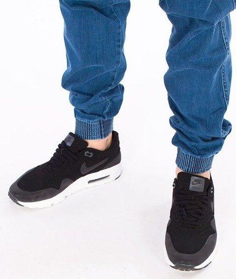 El Polako-Republic Jogger Slim z Gumą Spodnie Light Blue