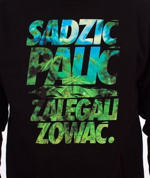 El Polako-Sadzić Bluza Czarna