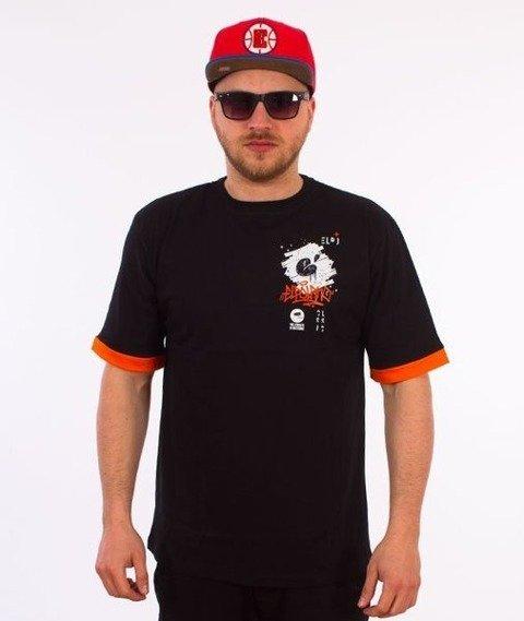 El Polako-Tags BLM T-Shirt Czarny
