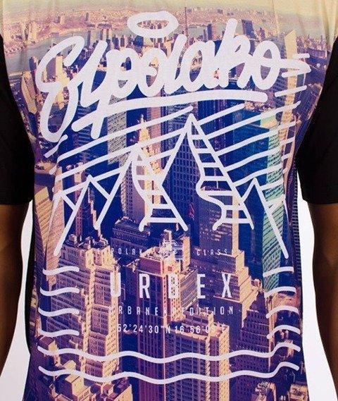 El Polako-Urbex T-Shirt Czarny