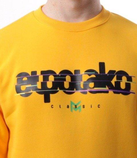 El Polako-VHS Bluza Żółty