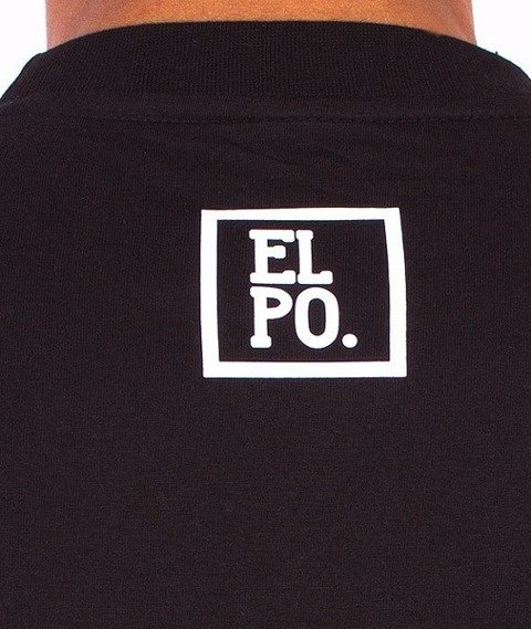 El Polako-Wilk T-Shirt Czarny/Multikolor