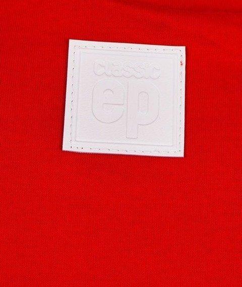 El Polako-Written Colors T-Shirt Granat/Czerwony