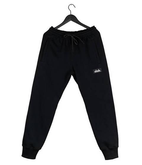 Elade CLASSIC Spodnie Dresowe Czarny