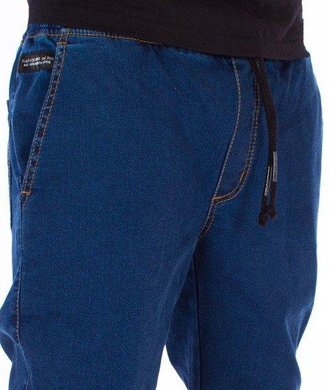Elade-Denim Jogger II Dark Blue