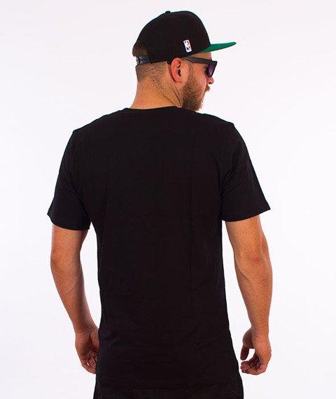 Elade-Icon T-Shirt Czarny/Pomarańczowy