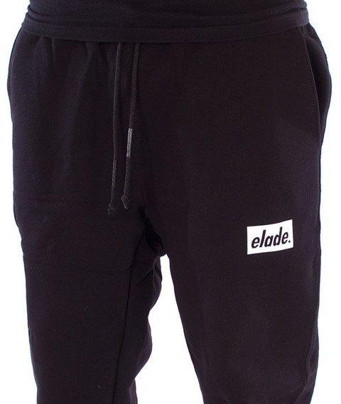 Elade-Mini Box Spodnie Dresowe Czarne