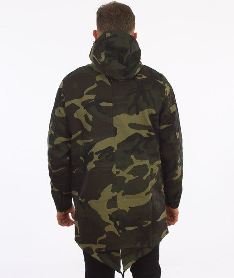 Elade-Parka Elade Co. Jacket Camo
