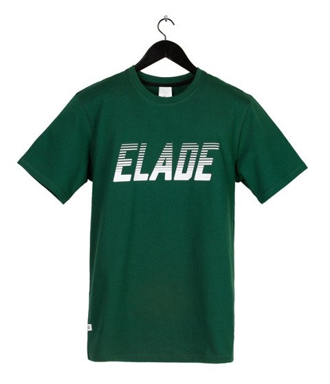 Elade-Race T-Shirt Green