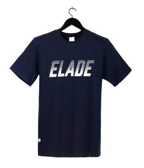 Elade-Race T-Shirt Navy