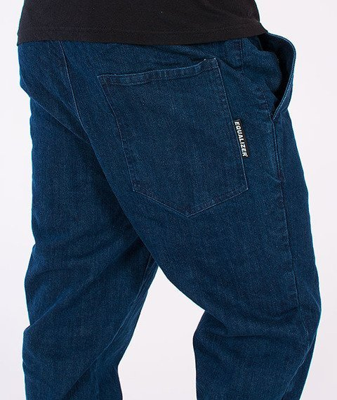 Equalizer-Jogger Jeans Medium Blue