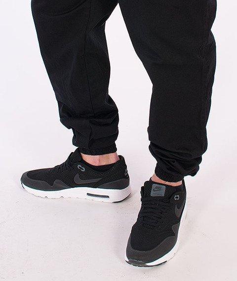 Equalizer-Jogger Spodnie Materiałowe Czarne