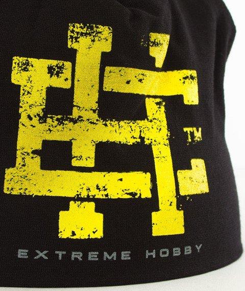 Extreme Hobby-Classic EH Czapka Zimowa Czarna