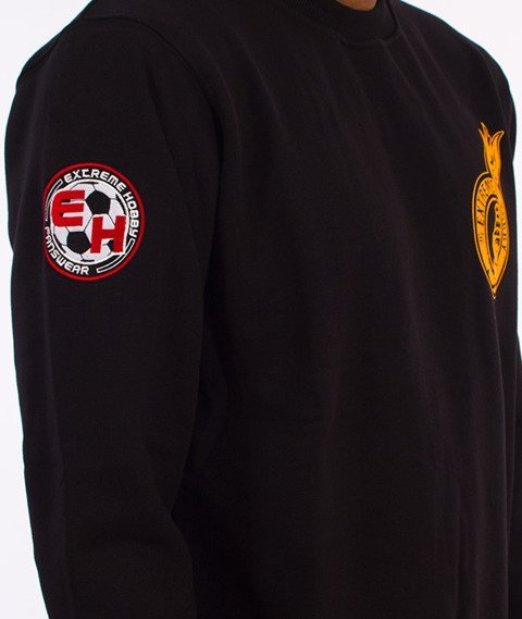 Extreme Hobby-Football Terrorist Bluza Czarna
