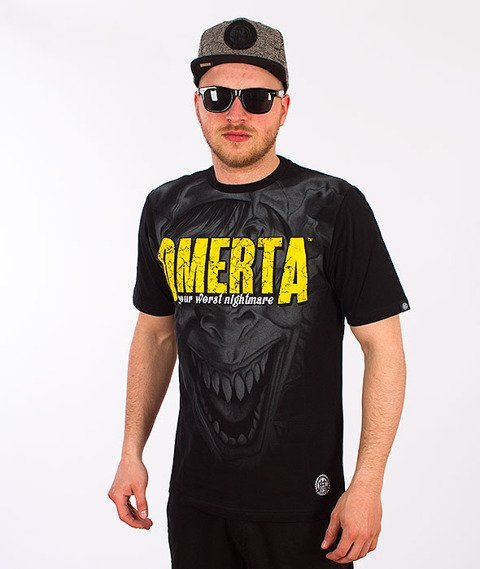 Extreme Hobby-Nightmare T-shirt Czarny