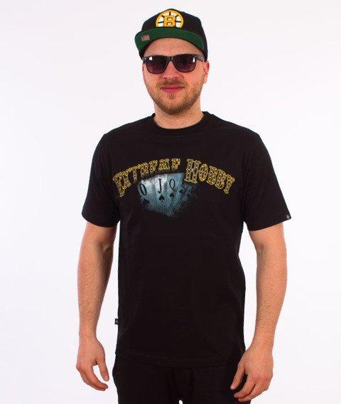 Extreme Hobby-Street Cards T-shirt Czarny