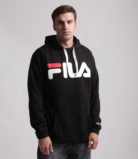 FILA-Classic Logo Kangurka czarna
