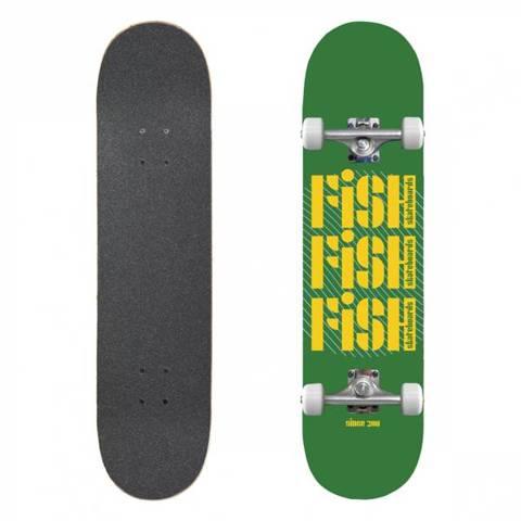Fish Skateboards Deskorolka Kompletna PELE 8.0