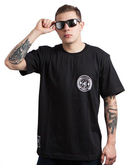 Gawrosz-Skull T-Shirt Czarny
