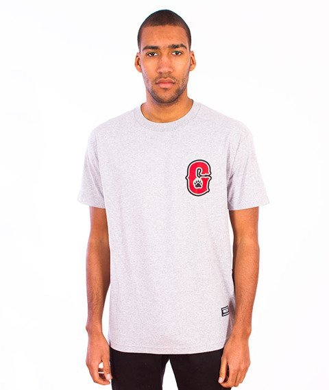 Grizzly-G Track T-Shirt Grey