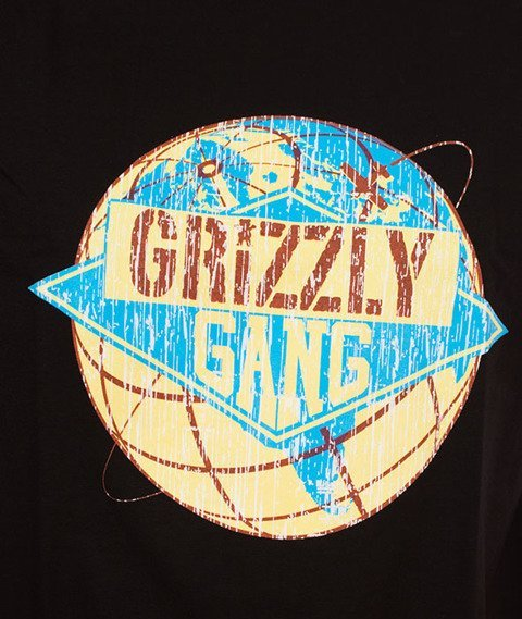 Grizzly-License to Chill T-Shirt Black