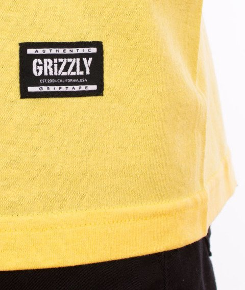 Grizzly-View From the Bu T-Shirt Banana