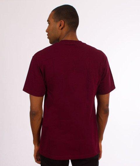 Grizzly-Woodland OG Bear T-Shirt Burgundy