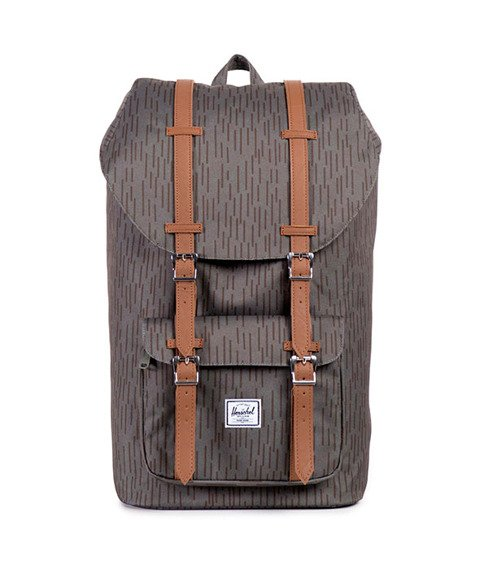 Herschel-Little America Backpack Rain Camo/Tan[10014-00748]