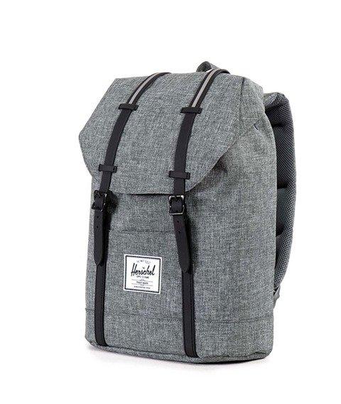 Herschel-Retreat Backpack Raven Crossh [10066-00919]