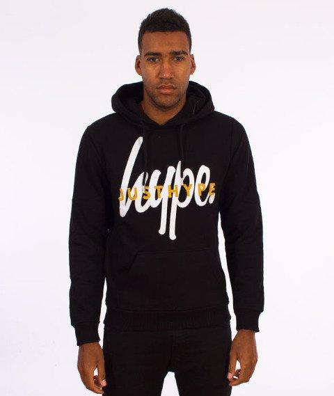 Hype-Just Hype Bluza Kaptur Black/White