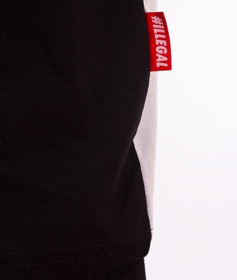 Illegal-Illegal Red T-Shirt Biały/Czerwony/Czarny
