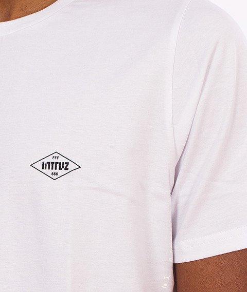 Intruz-Snake T-Shirt Biały