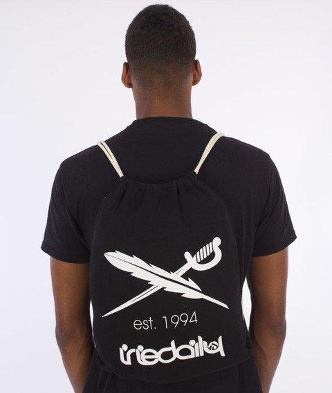 Iriedaily-Desire Nerd Beutel Sports Bag Worek Black